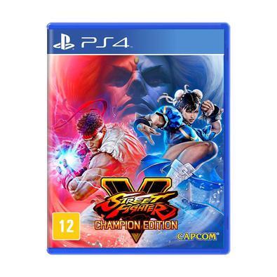 Street Fighter V tem o mesmo tipo de jogabilidade em deslocaç,ã,o lateral que os seus antecessores, na qual dois lutadores usam uma variedade de ataqu