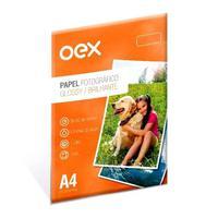 Papel Fotografico 180g Oex Pf10 - 10fls