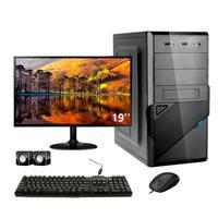 CORPORATETrazendo para você todo o potencial da AMD em seu processamento, a Linha de computadores Corporate irá atender suas necessidades do dia a dia