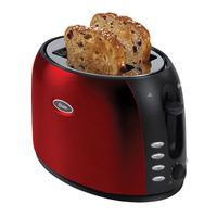 Maior capacidade - Prepara até 2 fatias de pão ao mesmo tempo e suas aberturas mais largas permitem tostar uma grande variedade de pães. Possui 4 funç