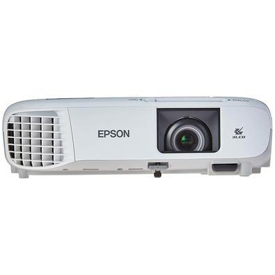 O projetor Epson PowerLite W39 possui resolução nativa no formato widescreen para projeções de videos e imagens com uma incrivel qualidade de imagem.