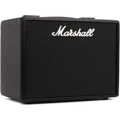 DescriçãoO CODE25 possui 14 pré-amplificadores MST, 4 amplificadores de potência MST e 8 gabinetes de alto-falante MST para você tocar e criar sons qu