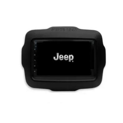 Multimídia Jeep Renegade Pcd E Standard Tela 7'' Quad Core 1gb Android Gps Câmera De Ré Sem Tv Twincan