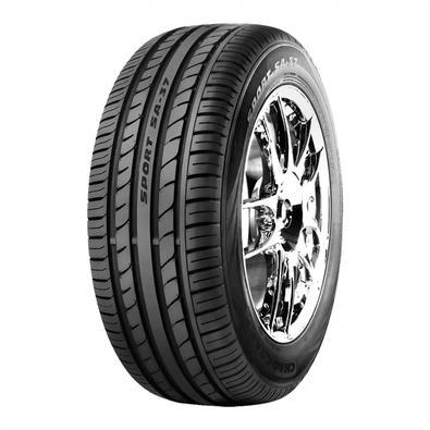 Mais informações sobre o produto Pneus compostos de alta tecnologia, maximizam a área de contato do pneu com o solo, contribuindo com a aderência no p