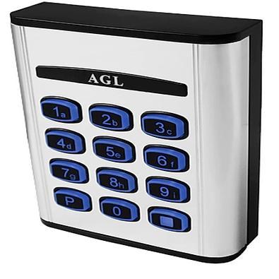 Controle de Acesso digital programável até 500 senhas.Modelo CA 500 PC Usado em locais onde o mais importante é autorizar a abertura de porta e contro