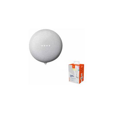 Nest Mini (2 geracao): Smart Speaker com Google Assistente - Giz O Google Nest Mini e um alto-falante inteligente com o Google Assistant integrado, se