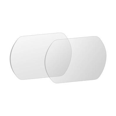 Proteja as lentes dos seus óculos DJI FPV Goggles V2 utilizando este kit de películas em vidro temperado da marca Sunnylife. Com elas, seus óculos ter