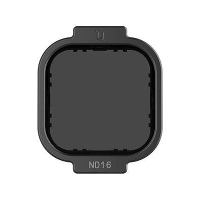 Para fazer imagens com qualidade mais profissional e melhorar significativamente os resultados obtidos em sua GoPro Hero 9 Black, utilize um filtro ND