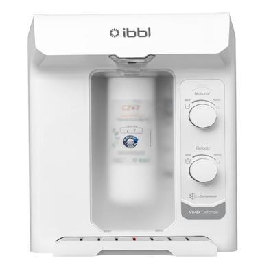 O Viváx agora é mais: design e refrigeração com ainda mais cuidado.O purificador de água Viváx Defense é a escolha perfeita para quem procura por uma