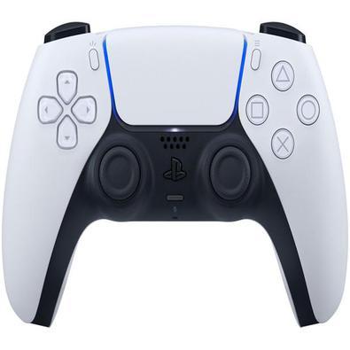 O DualSense é o controle de nova geração responsável por transmitir adiante todas as aventuras do PlayStation 5 diretamente ao jogador. Dentre suas in