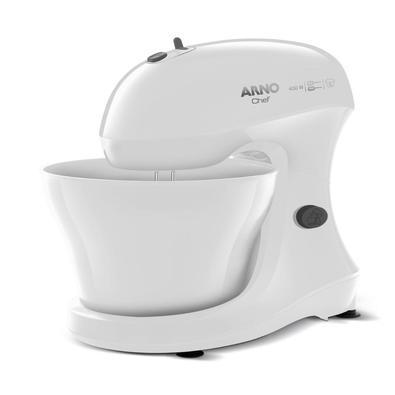 Batedeira Arno Chef 400w 5 Litros Branca Sm00 - 220v