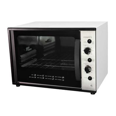 Quando o assunto é forno, a Fogatti dá um show! Com 60 litros, o forno Smart 60s é muito prático e moderno, um forno de bancada que além de possibilit