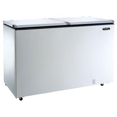 Guarde as suas bebidas e mantenha seus alimentos na temperatura ideal para o consumo com o moderno Freezer Horizontal da Esmaltec. O moderno Freezer H