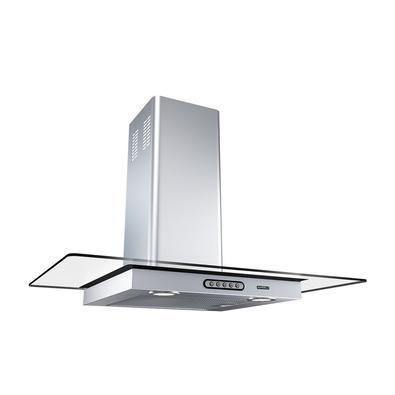 Deixe sua cozinha mais moderna com a Coifa Vidro Reto da Nardelli! A Coifa Vidro Reto da Nardelli, possui acabamento em aço inox escovado e acompanha