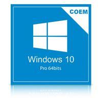 Microsoft Windows 10 Pro 64 Bits Portugues Fqc-08932