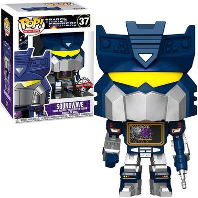 Transformers Soundwave Siege 37