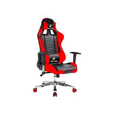Cadeira Gamer Giratoria Vermelha Top Tag - HS9201RD
