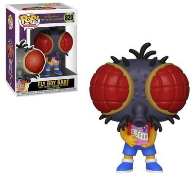Funko Pop!  The Simpsons Tree House Of Horror Fly Boy Bart 820 - POP vinyl da Funko! Confira os outros Pop! da Marvel, Filmes, Desenhos entre outros C