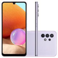 Tenha uma solução para o seu dia a dia sem deixar nada para trás com o Galaxy A32 da Samsung. Realize fotos especiais e únicas com o conjunto de 4 câm