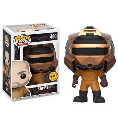 Boneco Funko Pop Chase Movies Blade Runner Sapper 480