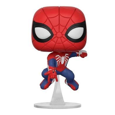 Boneco Funko Pop Marvel Spider-man Spider-man 334