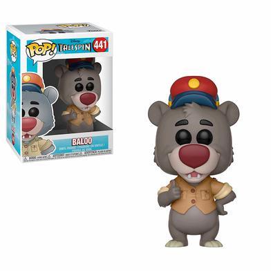 Boneco Funko Pop Disney Talespin Baloo 441