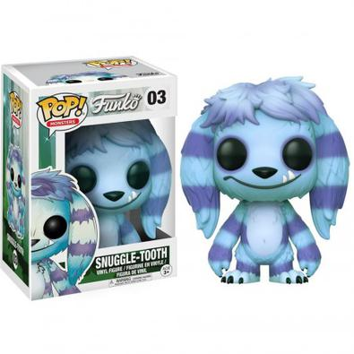 Funko Pop! Monster Snuggle-Tooth 03