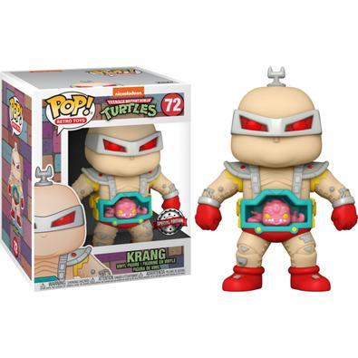 Boneco Funko Pop Turtle Ninja Sized Krang 72