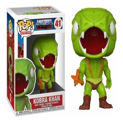 Funko Pop! Tv Masters Of The Universe Kobra Khan 41