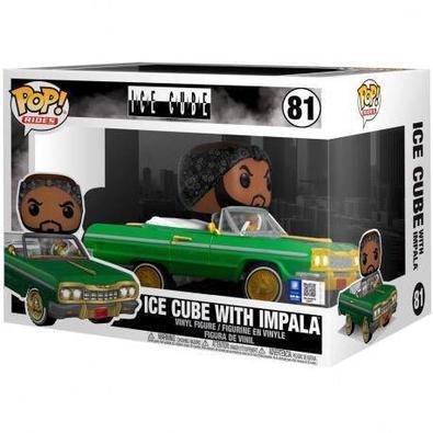 Funko Pop! Ice Cube in Impala - Produto Importado, em estoque - Da banda Ice Cub, POP vinyl da Funko!