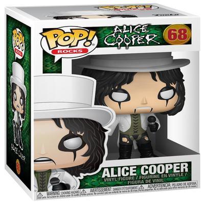 Boneco Funko Pop Rocks Alice Cooper 68
