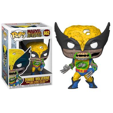 Funko Pop! Wolverine Glows  - Da Marvel, POP vinyl da Funko! Confira os outros Pop! da Marvel, Filmes, Desenhos entre outros Colecione todos!