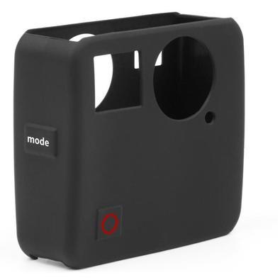 A capa em silicone , são itens de proteção para sua GoPro Fusion. Sua principal função é evitar dados que podem ocasionar em sua câmera de ação, como