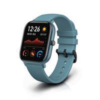 Relógio Smartwatch Amazfit GTS 42mm  Azul A1914 XiaomiMuito mais do que um Relógio, o Amazfit é um smartwatch da Xioami com diversas funções que darão