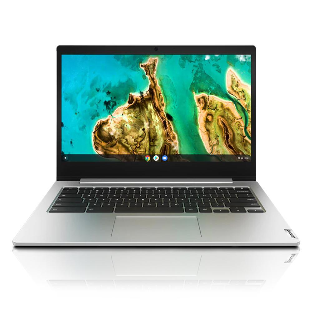 Imagem de Chromebook Lenovo Celeron N402 4GB Ram 32GB Ssd 14