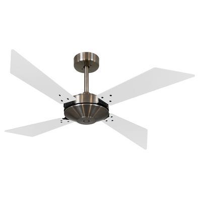 Ventilador De Teto Volare Bronze Tech New Office Branco 127V Referencia: 60006 Os Ventiladores Volare são desenvolvidos com tecnologia de ponta e desi