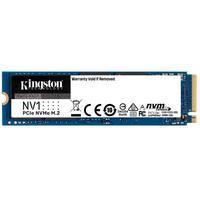 Desempenho eficiente para notebooks e sistemas mais finos O SSD NV1 NVMe ™ PCIe da Kingston é uma solução de armazenamento substancial que oferece vel