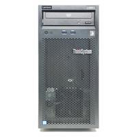 O Lenovo ThinkSystem ST50 fornece um primeiro servidor ideal, facilmente gerenciável, para uma empresa de pequeno a médio porte, e escritórios remotos