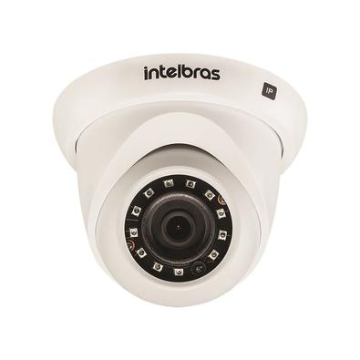 Câmera Dome Intelbras 2mp Full Hd Poe Cftv Ip Vip 3230
