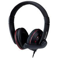 Headset Gamer Multilaser Ph334 - Microfone - Conector Usb