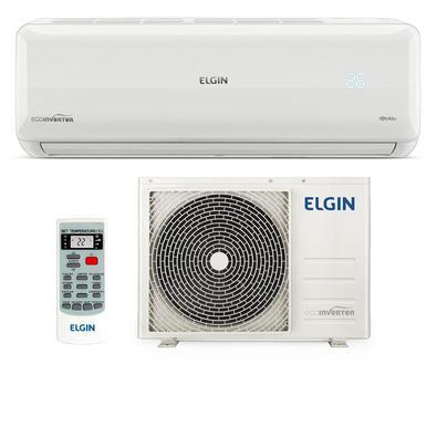 Ar Condicionado Split Eco Inverter Elgin!  Mais saúde, mais economia, mais tecnologia, mais conforto. Para todas as capacidades, a linha Eco Inverter