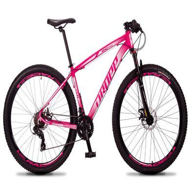 A RS1-Pro foi desenvolvida em 2021 uma mountain bike esportiva perfeita para fazer trilhas no mundo do MTB. Sua geometria esportiva oferece um comport