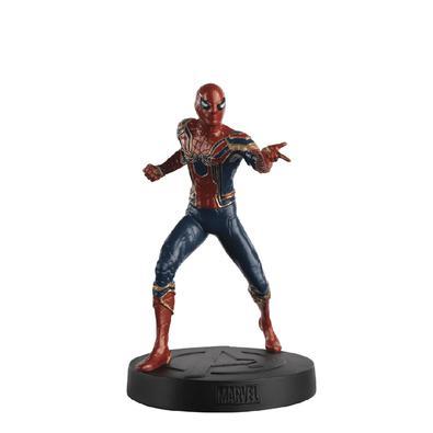 O amigão da vizinhança, o favorito de todos, o Homem-Aranha, entra na Marvel Movie Collection e ele está pronto para um passeio cósmico em Avengers: I