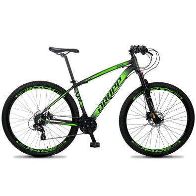 """""""Melhor desempenho. Melhor valor. Melhor Dropp Z4-X. Aproveitamos e melhor geometria de uma bicicleta de montanha para ajustar melhor ao ciclista bras"""