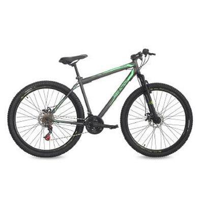 Bicicleta Aro 29 Free Action Flexus 2.0 21v - 04-047.051 Grafite/verde