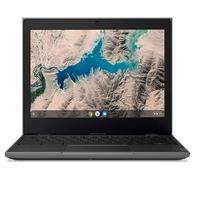 """Chromebook Lenovo 100e 2ª Geração, Intel Celeron N4020, 4gb, 32gb, 11.6"""" Hd, Chrome Os, Preto"""