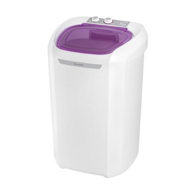 Eficiência e alta capacidade de lavagem é com a lavadora Paola da Wanke. Robusta, moderna, semiautomática e com sistema de turbilhonamento para lavar