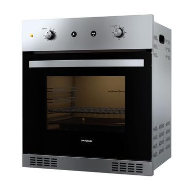 Quando o assunto é forno, a Nardelli dá um show! Com 57 litros, o forno N570 é muito prático. Além de ser embutido, possui bandeja e grade removíveis.
