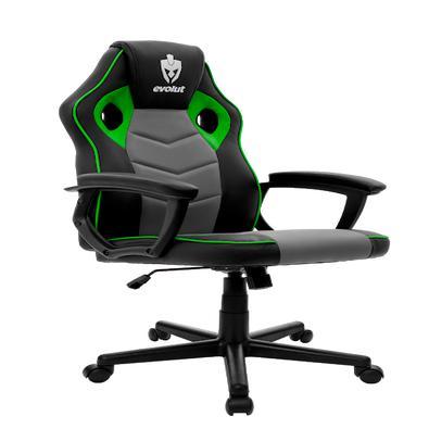 Cadeira Gamer Eg903 Hunter Verde Evolut