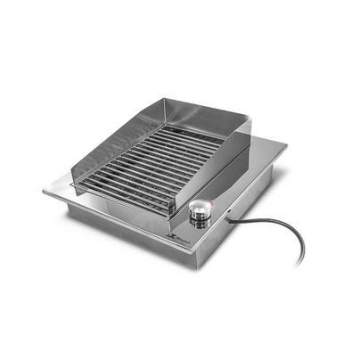 Churrasqueira Elétrica Gourmet Simples - JX Metais 110V ou 220VDescubra um mundo de novos sabores sem a necessidade de acender uma fogueira, ou se suj
